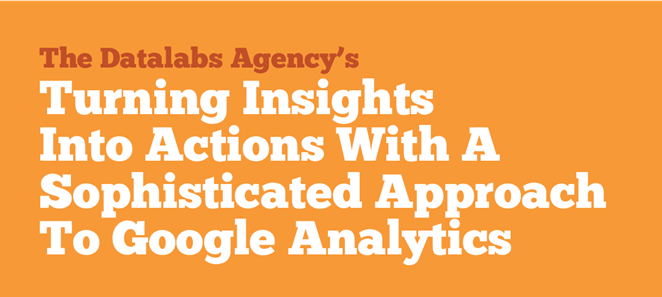 How to use Google Analytics Whitepaper