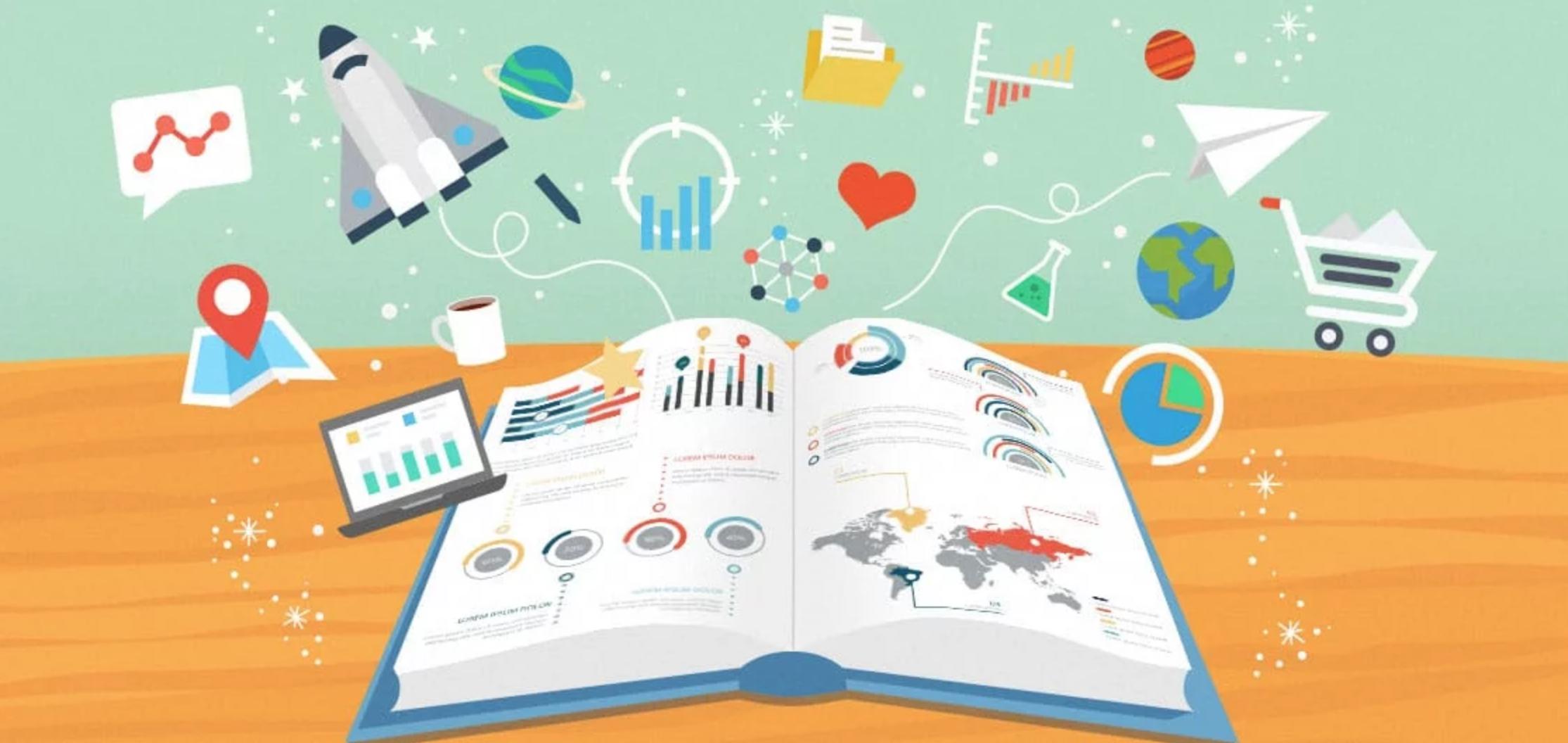 Data Storytelling: The key to creating captivating dashboards & infographics
